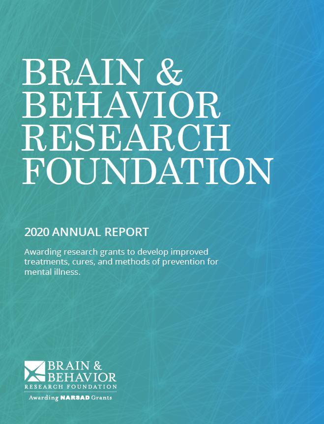 Brain & Behavior Research Foundation Annual Report