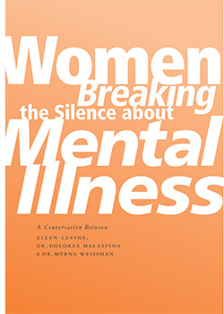 2017 Women Breaking the Silence About Mental Illness NY Luncheon