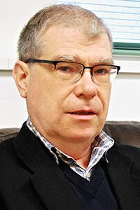 Martin Alda, M.D., F.R.C.P.C.
