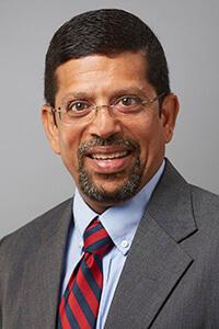 Deepak Cyril D'Souza, MBBS, M.D.