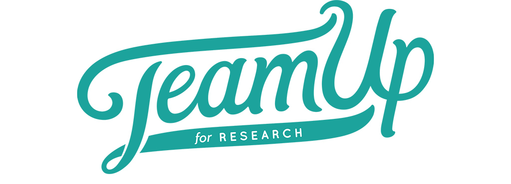 Team Up for Research and support brain and behavior research