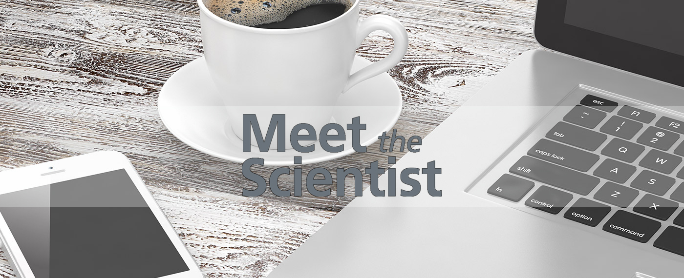Meet the Scientist - April 2015