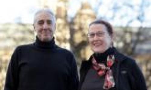 Avshalom Caspi, Ph.D. and Dr. Terrie Moffitt