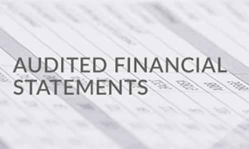 audited Financials Statements