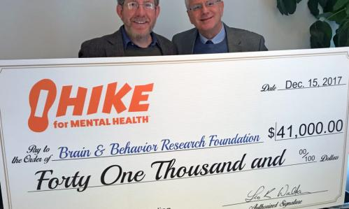 HIKE for Mental Health