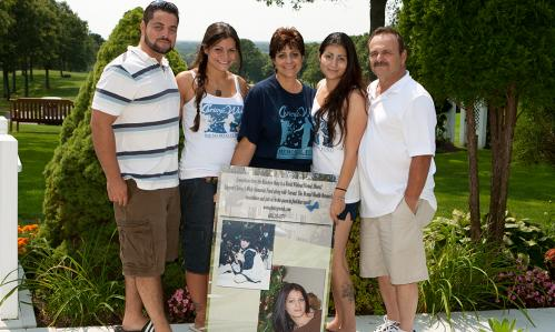 Chrissy's Wish Fulfills a Promise to a Beloved Daughter