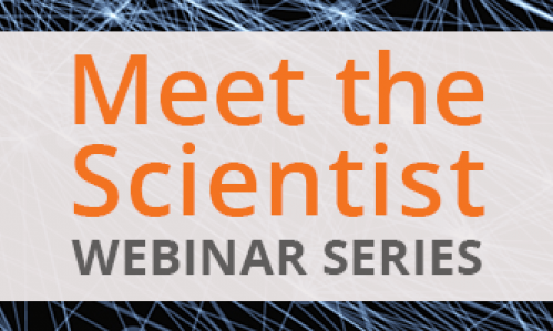 Meet the Scientist - July 2020