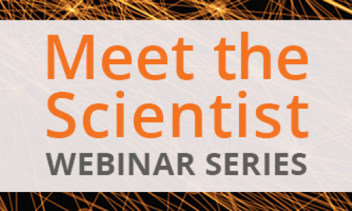 Meet the Scientist - August 2020