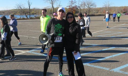 Rob Laitman of Team Daniel Running for Hope