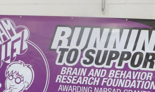 Team Daniel Running to Support Brain & Behavior Research Foundation