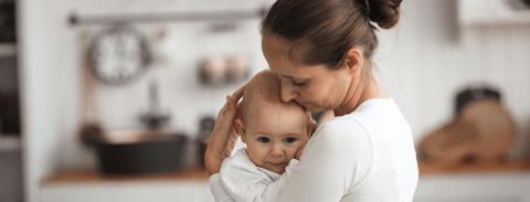 Postpartum CBT for Depressed Moms May Help Lower Emotion-Regulation Risks in Infants