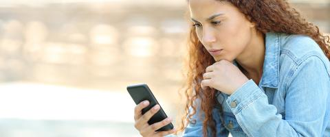 In Study, Phone-Based Mindfulness App Helped Young Teens Ruminate Less