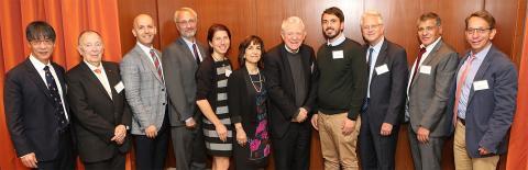 2018 Brain & Behavior Research Foundation Outstanding Achievement Prizewinners