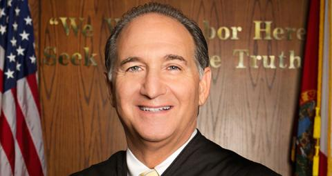 Judge Steven Leifman, an associate administrative judge in Miami-Dade County