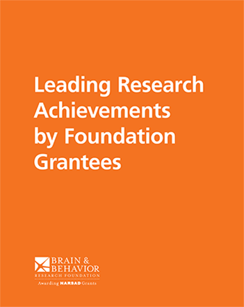 Leading Research Achievements by BBRF Grantees, Prizewinners & Scientific Council Members